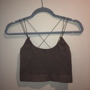 Urban Outfitters crop tank top